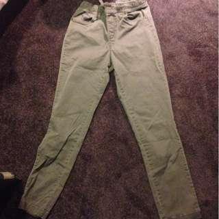 F21 Cargo Pants
