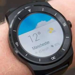 LG G Watch R Smart Watch