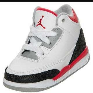 Jordan 3's EUC