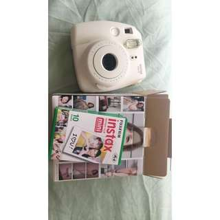 Instax Mini 8 With Instant Film