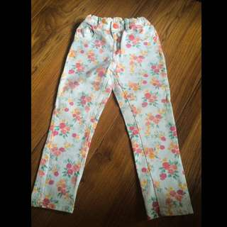 Mother Care Flower Pants