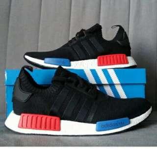 Adidas NMD 經典紅藍款 22號版型偏大(二手)