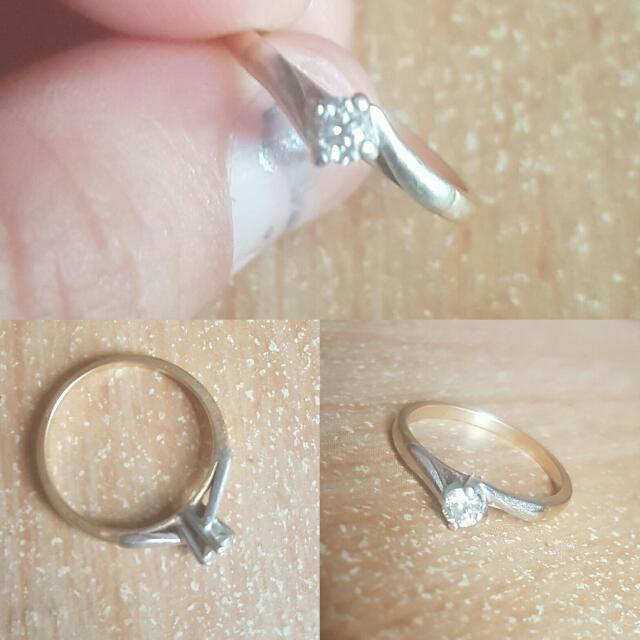 $1000 Engagement Ring
