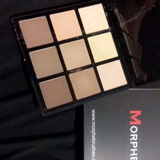 Morphe Highlight And Contour Palette