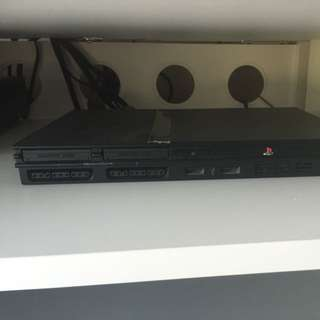 Play Station 2 With Accessories