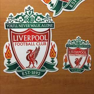 Liverpool FC Sticker (Small)