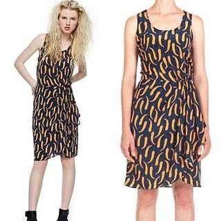 Silk Gorman Chilli Dress