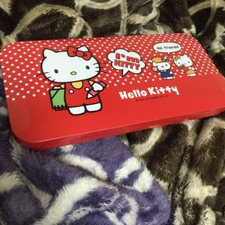 原價120 Kitty大鐵盒