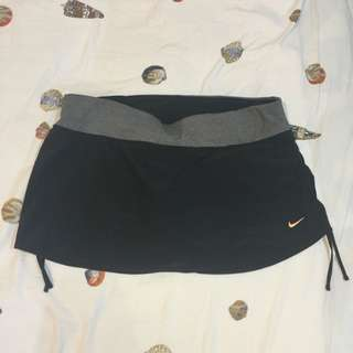 Nike Black tennis Skirt