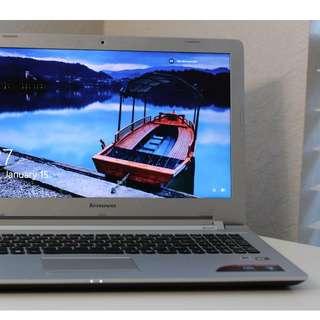 RUSH! Laptop Gaming