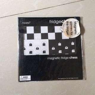 Magnetic Fridge Chess