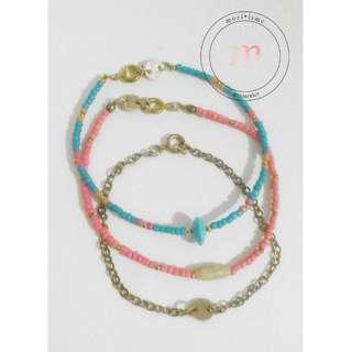 Tara Boho Beaded Bracelet