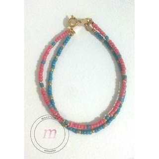 Annika Boho Beaded Bracelet