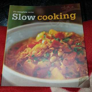 Slow Cooking Cookbook