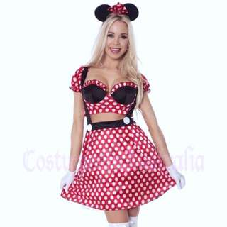 Minnie Mouse Costume Size S