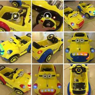Minion Car Perfect For Christmas Gift