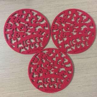 Mickey :) Coaster