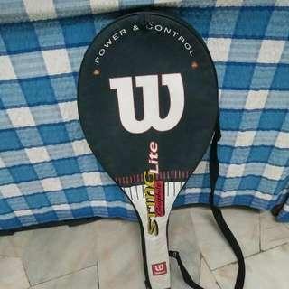 Wilson Sting Lite Graphite Tennis Racquet.