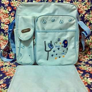 Ollin Diaper Bag