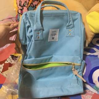 Anello Sax Pastel Colour Pageboy Backpack