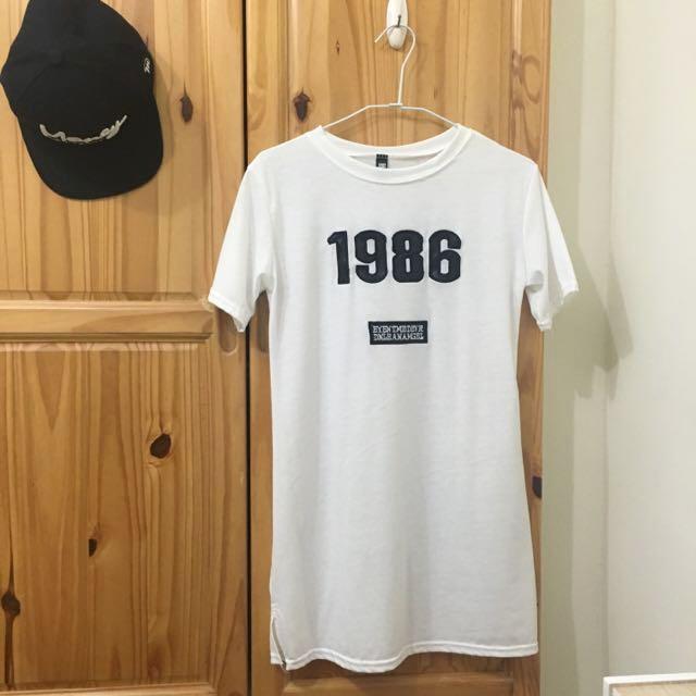 1986 長版T