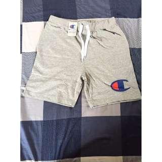 Champion棉短褲