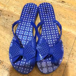 Brand New Authentic Melissa Jelly Slippers