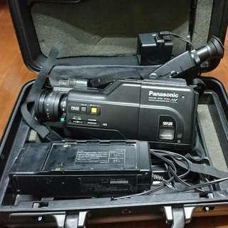 老式錄攝影機 vhs影帶 Panasonic NV-M70
