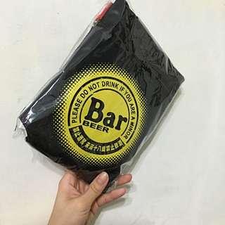 Bar 大型環保袋