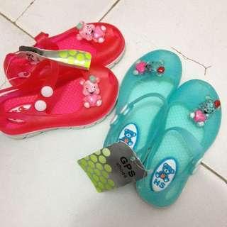 Sepatu Jelly Anak