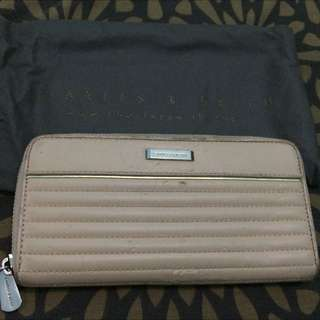 Charles & Keith wallet original