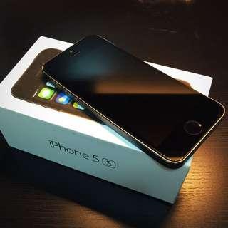 有盒有單!Iphone5s 32gb