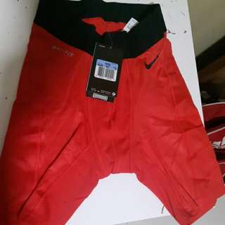 NIKE Tights ( Red )