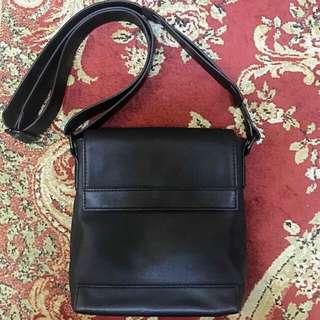Zara 側背小包 黑色