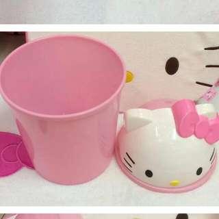 貓咪造型小形垃圾桶 (現貨)