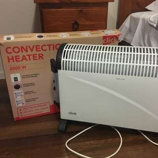 Convection Heater (boxed)