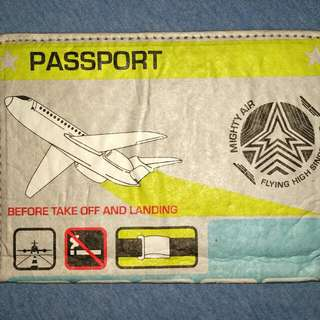 Passport Holder / Travel Organizer