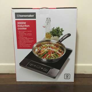 2000W Induction Cooker