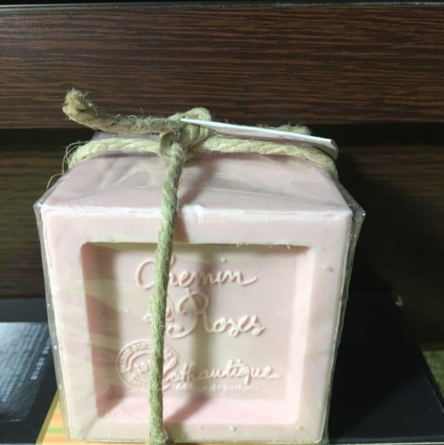 玫瑰之路植物皂(蕾麗歐集團所代理)