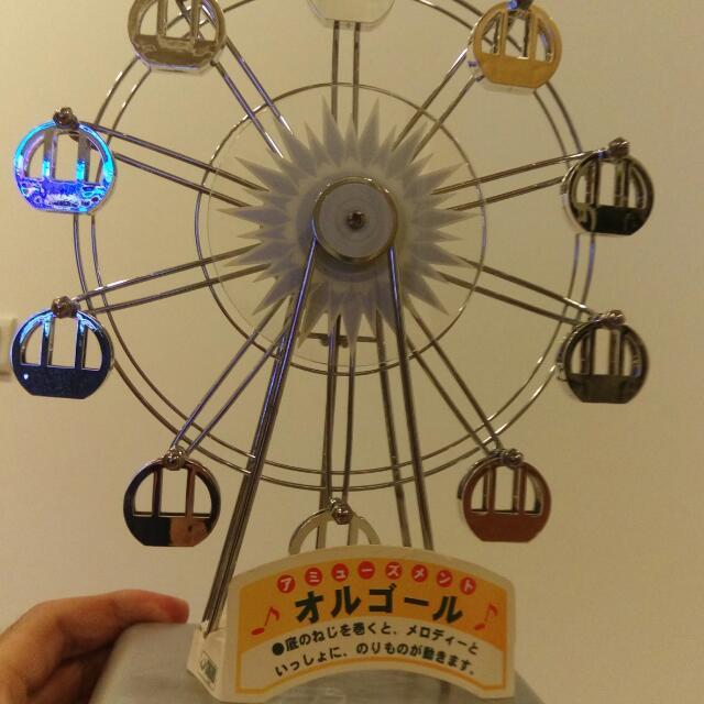 日本音樂盒