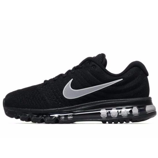 9137ce00fb Authentic Nike Air Max 2017 Black, Men's Fashion, Footwear on Carousell