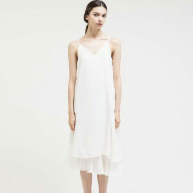 Belle White Dress