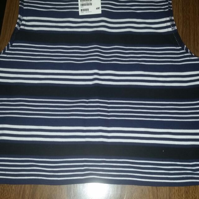 Bnwt Crop Top From H&m Size Large