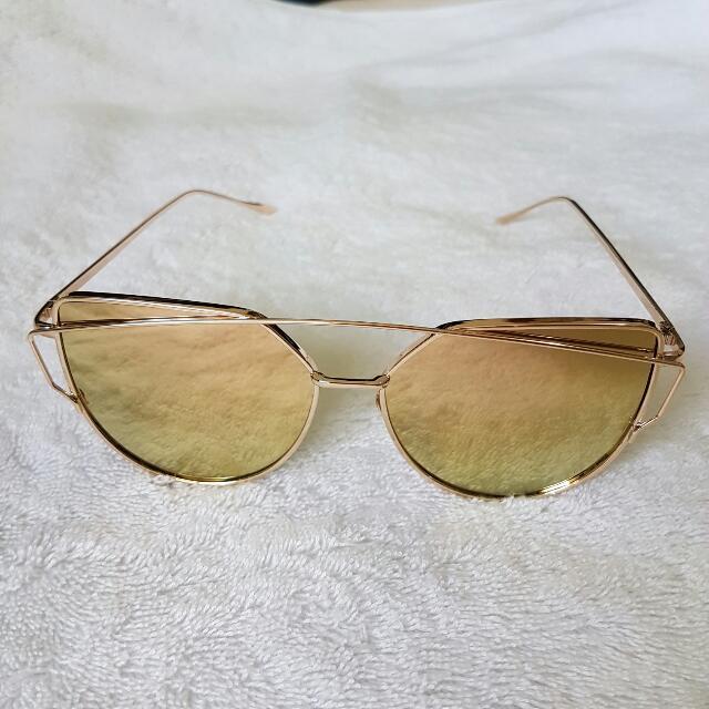 Brand New Glowglamxo Sunglasses