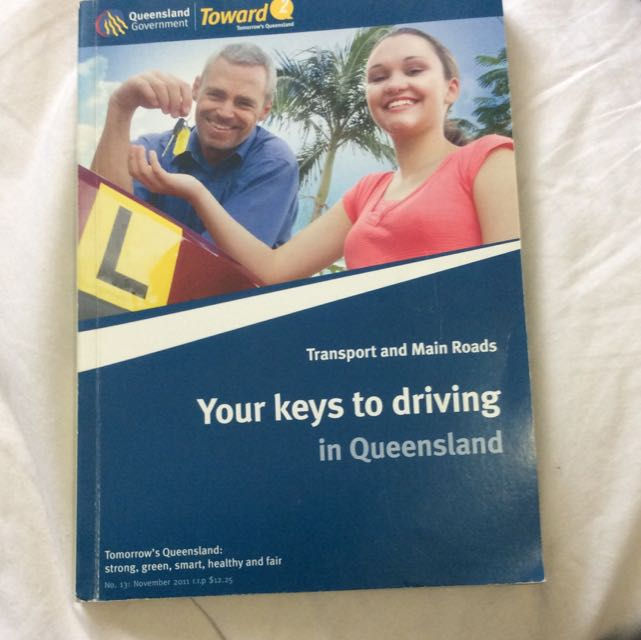 Drivers License Book
