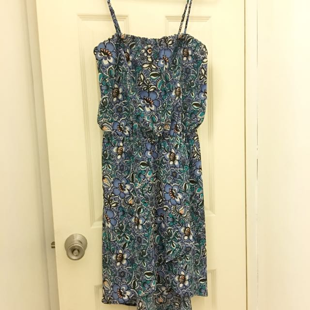Express Tube Floral Dress