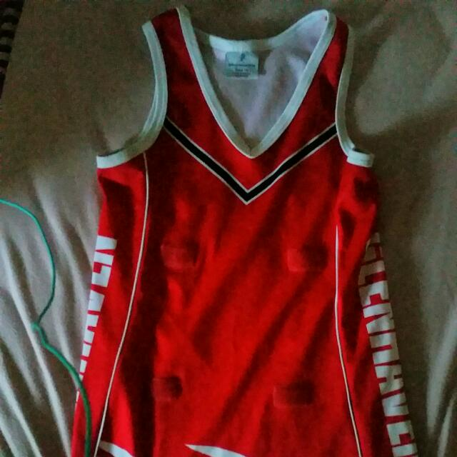 Glenhaven Netball Uniform