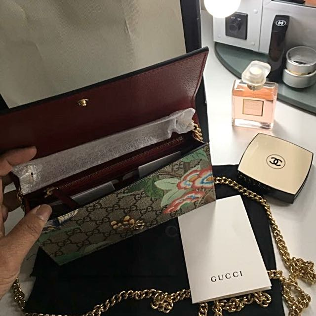 Gucci tian mini chain Bag