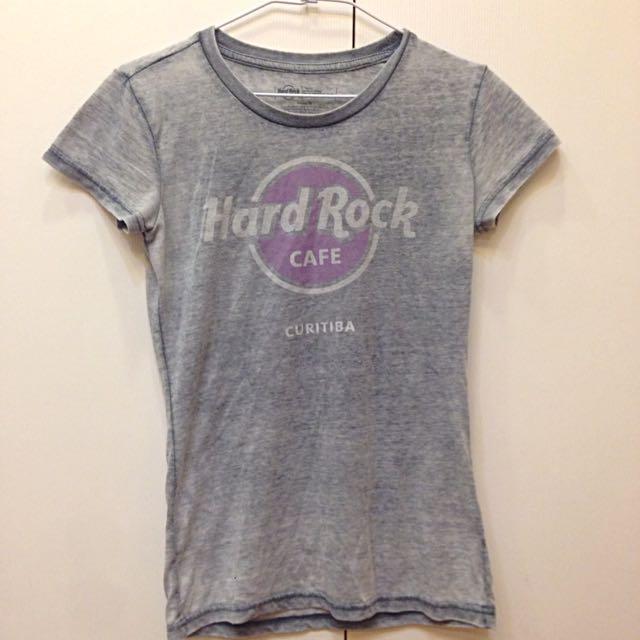Hard rock硬石咖啡 上衣