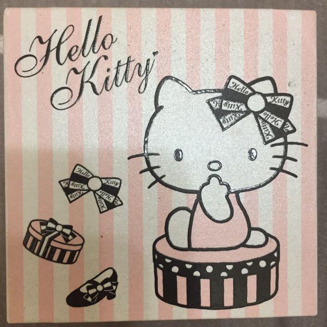 Helloktty可愛kitty白鋼項鍊